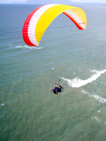 Paragliding Photo Gallery - Cape Town Tandem Paragliding