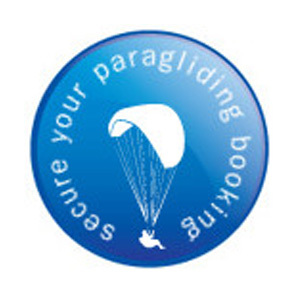Secure your paragliding booking