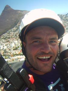 Sammi - Tandem Paragliding Instructor at Cape Town Tandem Paragliding