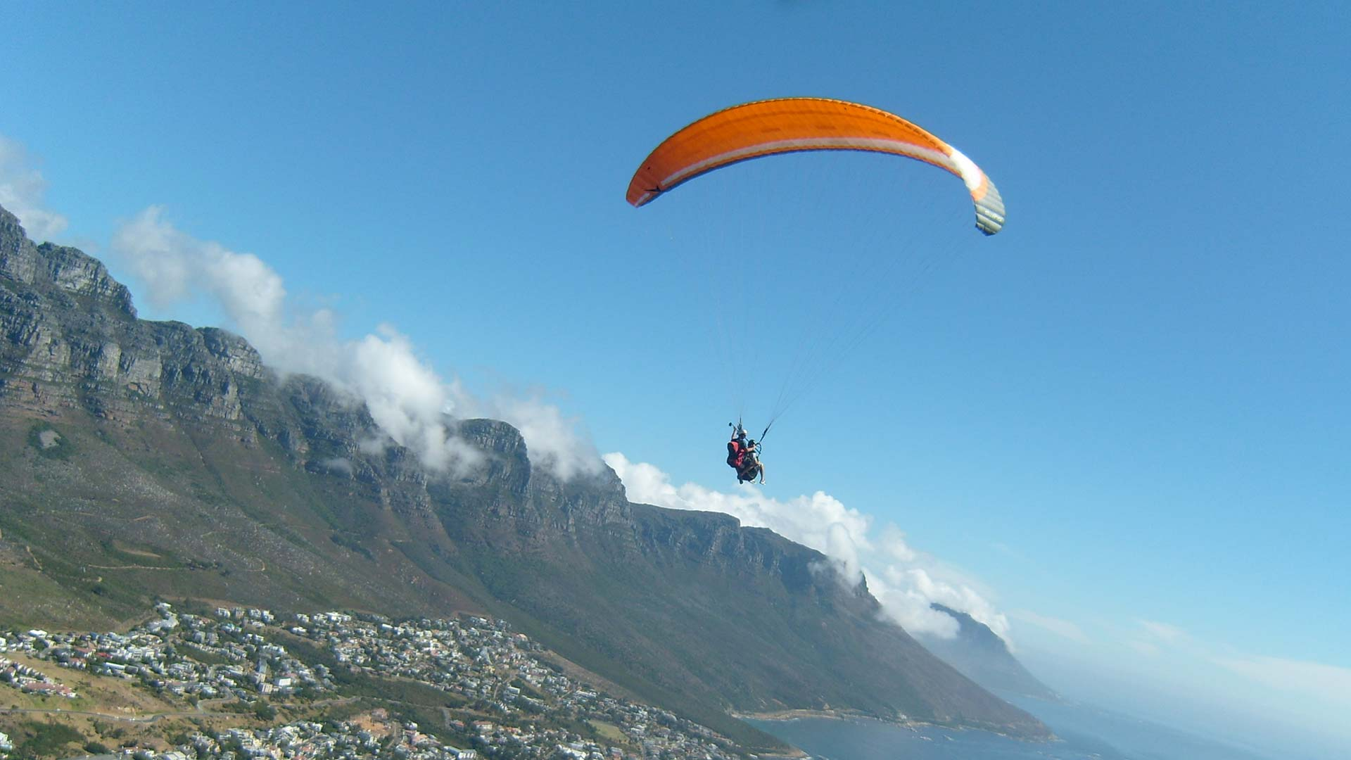 Cape Town Tandem Paragliding :: Homepage :: Professional ...