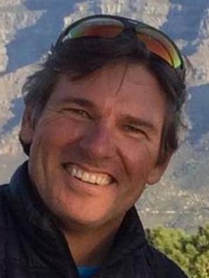Steve Burd - Tandem Paragliding pilot at Cape Town Tandem Paragliding